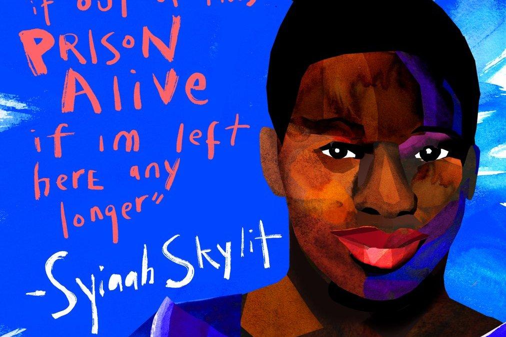 Demand Freedom for Syiaah Skylit!