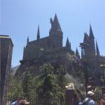 Hogwarts castle, magic, Harry Potter
