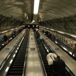 Picadilly Line, Tube station,London