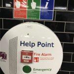 help point, London Tube, London subway
