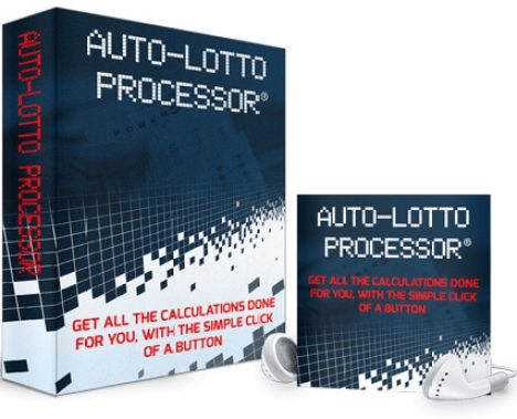 Auto Lotto Processor - The #1 Lottery Software Ever Created