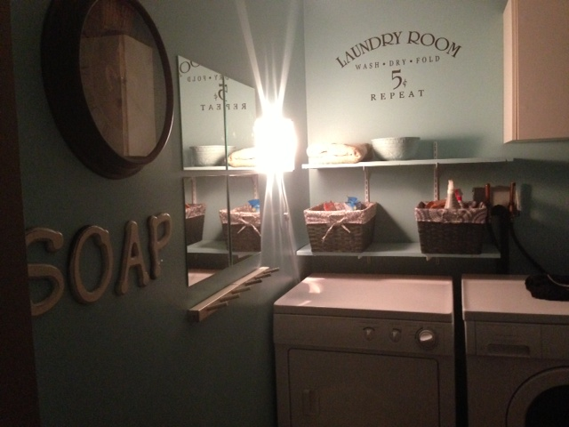 Upgrade your laundry room laundry room ideas for Laundry room renovation