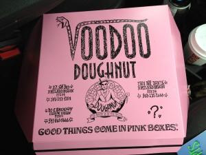 Voodoo Donuts in Portland, OR