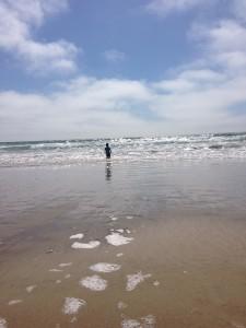 Oceano Beach California