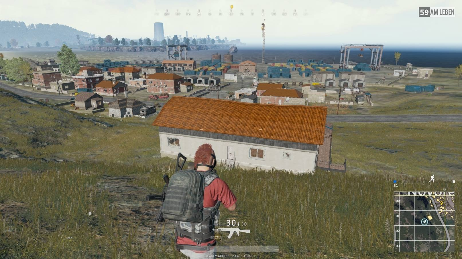 PlayerUnknown's Battlegrounds Tipps Camping Versteck Defensiv