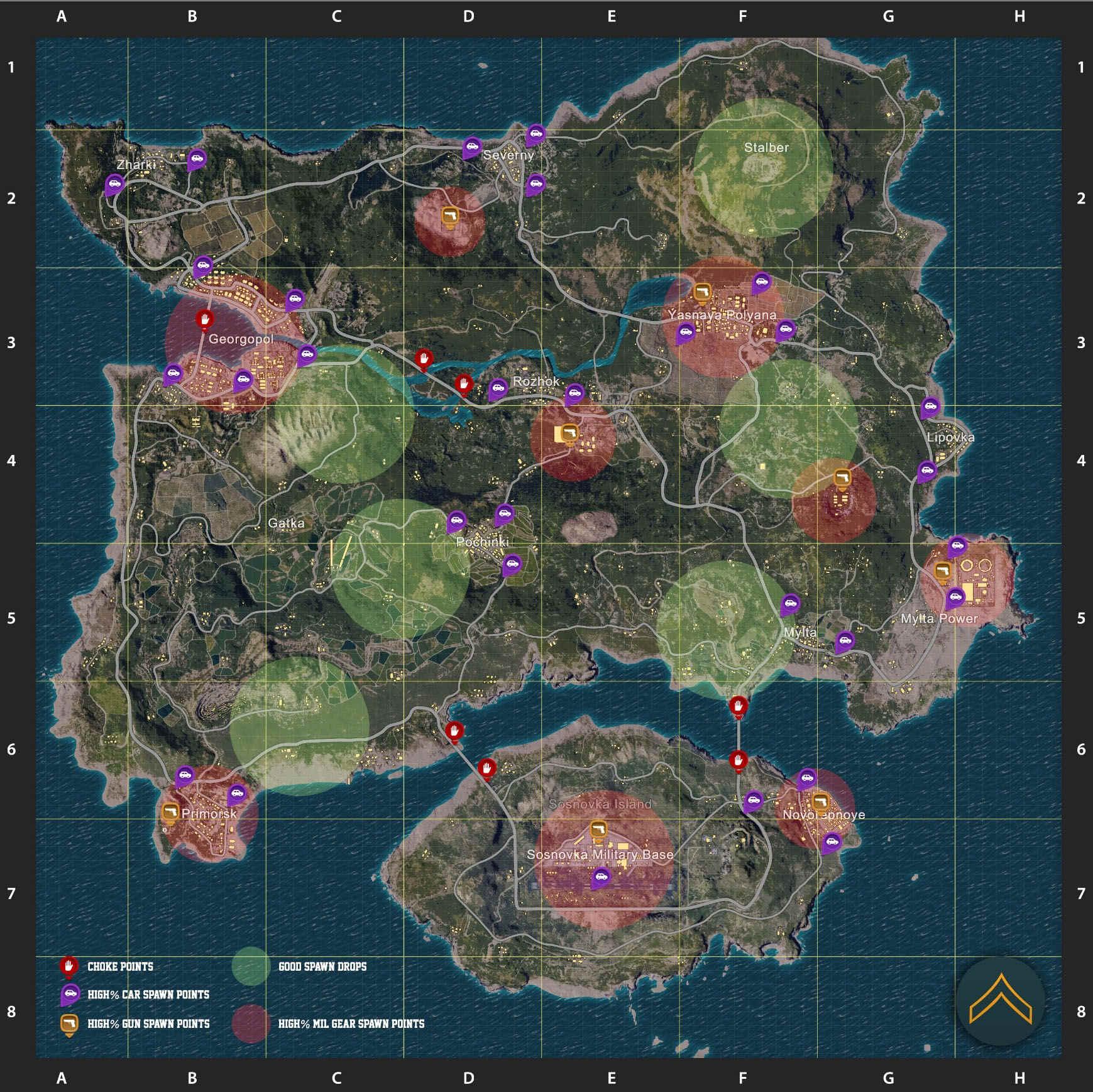 PlayerUnknowns Battlegrounds Waffen Guide Sturmgewehre