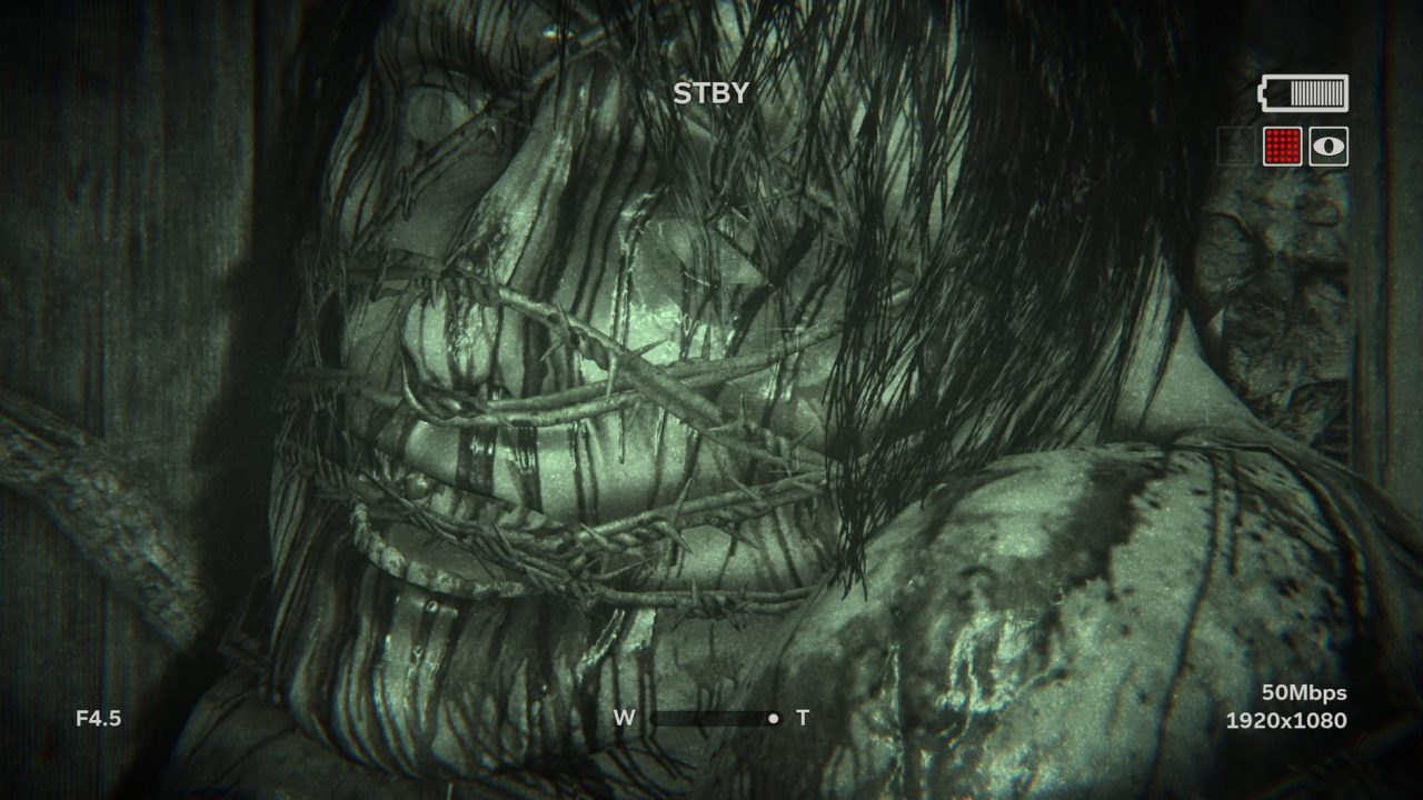 Outlast 2 Drawing New Lines In Horror Survivethis