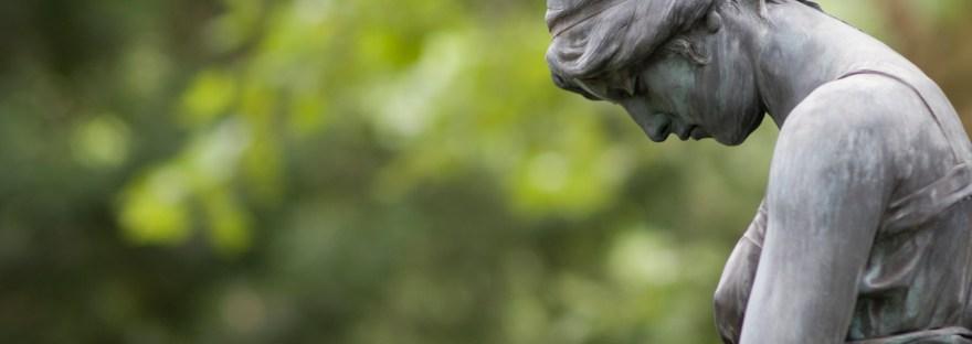Grief Statue SAS