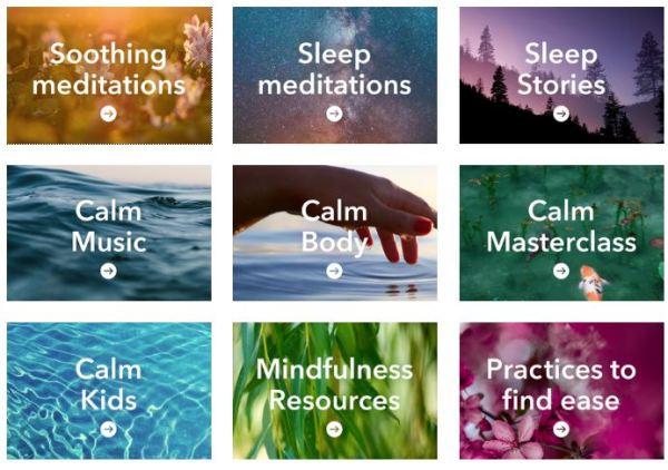 Tools for a Calmer YOU