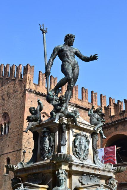 Nettuno Statue