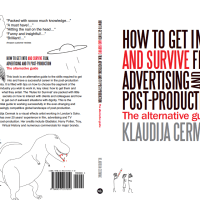 Book Trailer - How to get into and survive Film, Advertising and TV post-production - The alternative guide