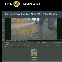 Learning VFX Compositing Skill 8: Camera Tracking