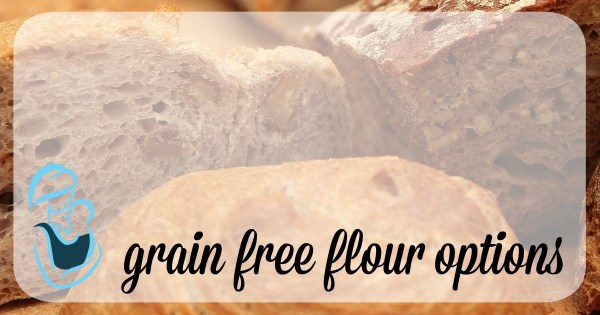 Grain Free Flour Options