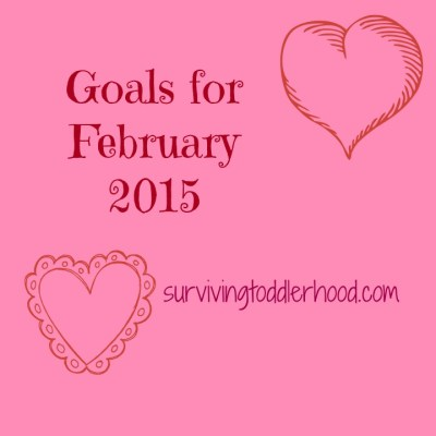 Goals for February: What We Did and Didn't Do