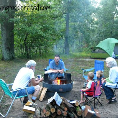 Camping and Summer Bucket List Update