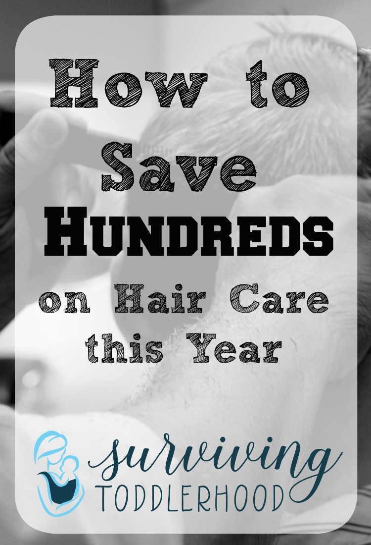 How to save on hair care, save hundreds on hair care