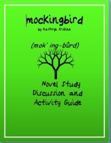mockingbird discussion guide