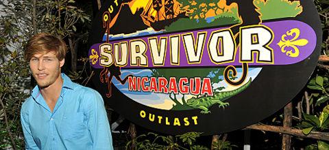 Survivor 2010 winner Judson Birza