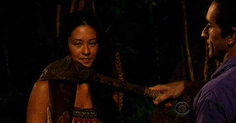 Survivor South Pacific Elyse