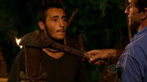 Survivor South Pacific episode 14 elimination