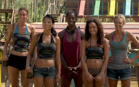 Survivor 2012 Final Five