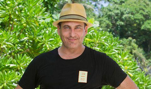 Survivor 2012 castaway Jonathan Penner