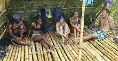 Survivor 2012 Philippines Matsing tribe
