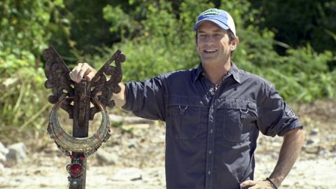 Survivor 2012 with Jeff Probst