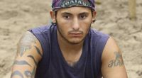 Brandon Hantz on Survivor