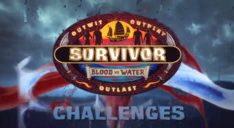 Survivor 2013 spoilers - Blood vs Water challenge