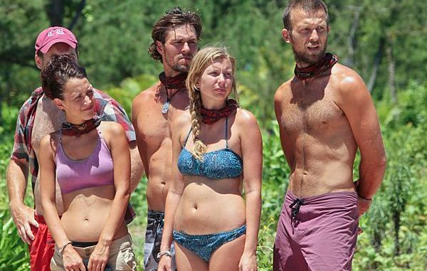 Survivor 2013 Week 5 Immunity Challenge 03