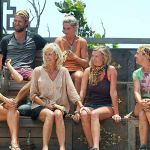 New Galang tribe on Survivor 2013 01