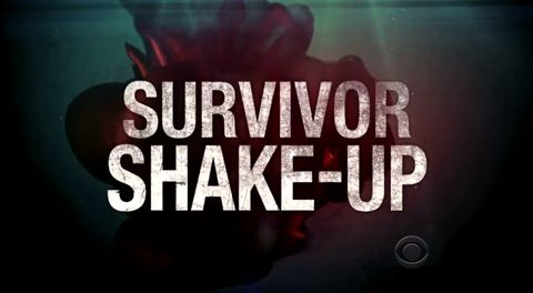 Survivor 2013 Blood Vs Water - Tribe Swap