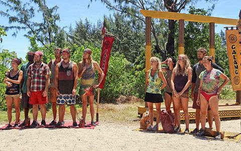 Survivor 2013 Episode 7 challenge