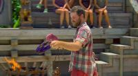 Caleb eliminated from Survivor Blood Vs Water