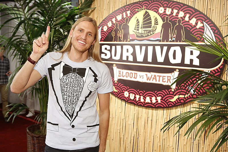 Tyson Apolstol won Survivor