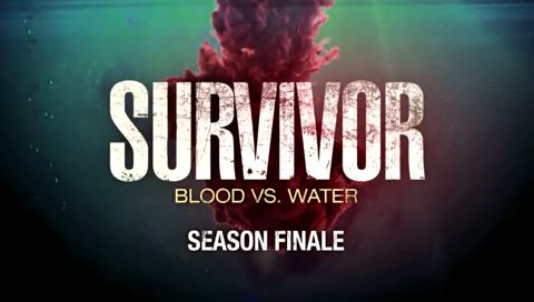Survivor 2013 Blood Vs Water season finale