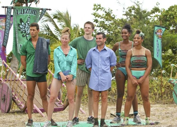 Survivor 2014 Cagayan – Episode 01 – 05