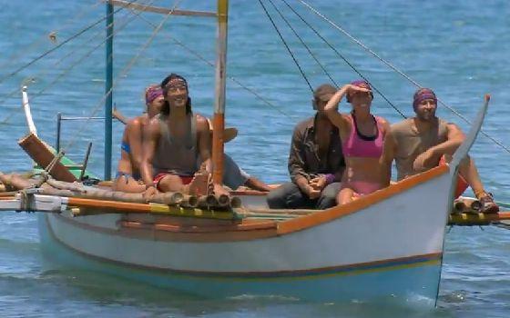 Survivor 2014 - Tribe Merge on Cagayan
