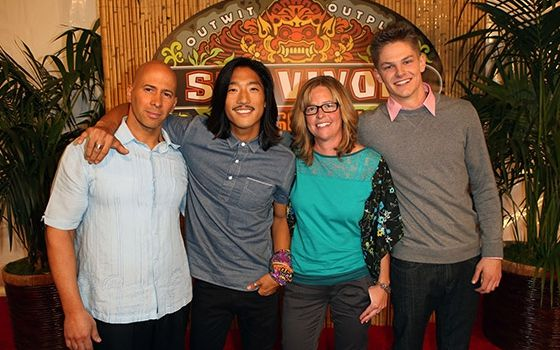 Survivor 2014 Cagayan Final Four