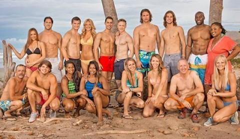 Survivor 2014 cast - Blood Vs Water on San Juan del Sur