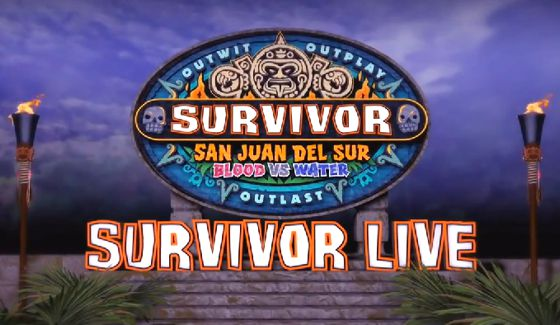 Survivor Live: Blood Vs Water Season 29