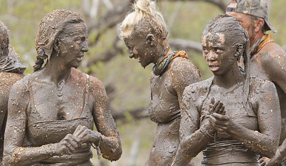 Coyopa gets left in the mud on Survivor