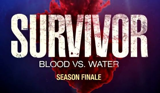 Survivor 2014 Finale - Blood Vs Water