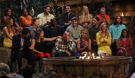 Survivor 2014 Finale reunites Season 29 castaways