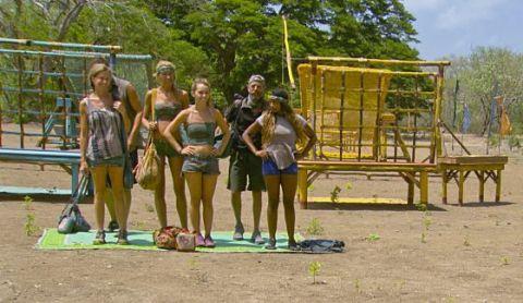 Survivor 2014 - Episode 13 Reward Challenge