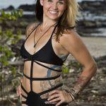 Lindsey Cascaddan on Survivor 2015