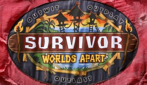 Survivor 2015 Worlds Apart flag