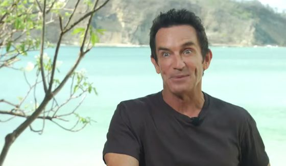 Jeff Probst is excited about Survivor 2015 cast