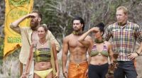 White Collar tribe on Survivor 2015 Worlds Apart